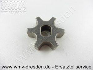 Kettenritzel >>> 6 Zähne, 3 cm Duchmesser <<< - (Art.Nr. 62557-42.749.01)