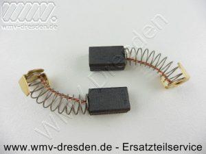 Ersatzteile für AEG-Elektrowerkzeuge, Kohlebürstenpaar fürAEG HBSE 100 / BS 100 / BBSE 100 - Artikelnummer4931392576