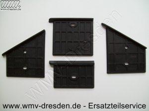 Gleitbacken-Set oben für HOS8230/HOS9A(T) (neue Version) und HOS8T